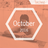 Simonic - October 2016 Techno Mix