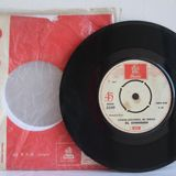 Singles Congreso 1971-1972. Emi Odeón Chilena. Chile