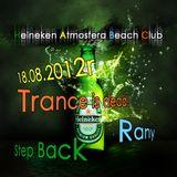 Step Back Live at Atmosfera Beach Club 16.08.2012