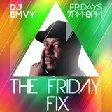 The Friday Fix With Dj Emvy on Unverified Radio- 20th Jan Hour 1