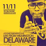Live From Delaware #ElegantSaturdays Recording 11/11/17 [AfroBeat, Dancehall, Hip Hop]