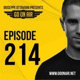 Giuseppe Ottaviani presents GO On Air episode 214