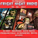 DJ Problem Child - Fright Night Radio 10.02.2017 (1993/1994)