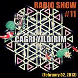 Çağrı Yıldırım Radio Show #11 (February 02, 2013)