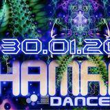 DJ Psyspace @ Shamaniac Dance DJ Set (30.01.2016)