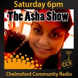 Asha Show - Asha Jhummu - 20/09/14 - Chelmsford Community Radio