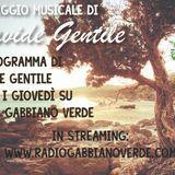 Il Viaggio Musicale di Davide Gentile (10 Puntata - Radio Gabbiano Verde R.G.V.)