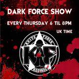 KutMasterK DarkForceShow on KNIGHT FORCE RADIO 19-7-18