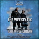@CurtisMeredithh - #TheWeeklyFix - VOL.11 - KREPT & KONAN