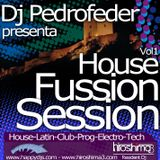 Dj Pedrofeder - House Fussion Sesion Vol1