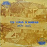 Yazoo Records-10 Years In Memphis 1927-1937 (L-1002) 1968