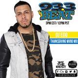 DJ EGO- 93.3 THE BEAT JAMZ MIX (JACKSONVILLE, FL)(CLEAN)