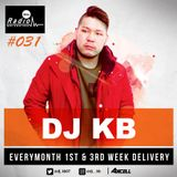 Axcell Radio Episode 031 - DJ KB