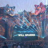 Will Sparks Live @ UNTOLD 2018