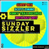 Eddie Bee presents - Sunday Sizzler feat. Scott Zimmo (Kinky Trax) live on Pure 107 Sunday 30th July