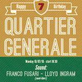 18.07.16  Lloyd & Franco Live in Piazza Torino : Compliano del Quartier Generale