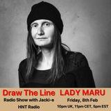 Draw the Line (mix for Jacki-e) 8. 2 .2019