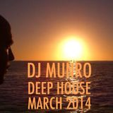 Deep House Ibiza Mix - March 2014