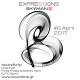 Expressions #006 - April 2017 -Soundtrip Radio 1 - Deep Melodic Moods