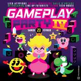 -- Acid Game --  Dj Set @ GamePlay #4 à Paris By Nikko Del Barrio  (Fév 2019)