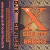 DJ X - Sunset Breakz Promo Mixtape 1999 Side X