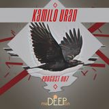 MeDEEPllin Presenta: Podcast 007 By Kamilo Uran