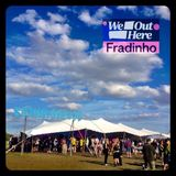 Fradinho @ We Out Here 2019 - DJ set reconstruction - Brawnswood tent