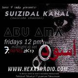 SUIZIDAL KANAL- BLK/ASUD  release /DJ set