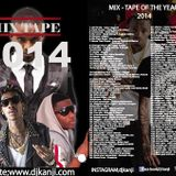 MX-TAPE OF THE YEAR 2014