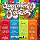 Andy Ince - Rejuvenation - Basement Mix 28th June 2014