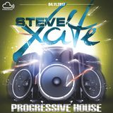Progressive House Mixed By DJ Steve Xcite 04/11/2017