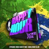 Abolengo Club Dj Set @ The Happy Hour Radio Show #003 by Broz Rdz