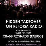 Hidden with Craig Richards guest mix