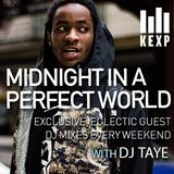 KEXP Presents Midnight In A Perfect World with DJ Taye