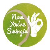Now You're Swingin' Episode 22 - Guest Paul Morrin