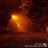 Fall DJ Mix 2013