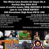 White Lion Streatham Soulful Alldayer 24.05.15 P1