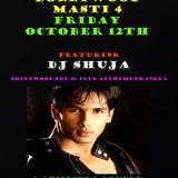 BOLLYWOOD MASTI 4 TEASER MIX  BY DJ SHUJA