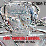 clase 72 -intervalo