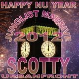 Scotty New Year Explosion 2012