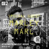 Strength Music Hour w/ DJ QU & Marley Marl - 19th October 2017