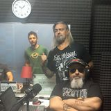 Programa numero 60 de Cafe Metal, con MAGNOX invitados en el estudio.