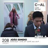 Alinea A #208 Joao Semedo (Special 4th Birthday) (Cafe Au Lait)
