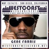 Flashback Friday - Gene Farris Recorded live at West Coast Weekender May 15, 2016
