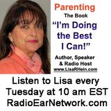 WILLIAM BUCKY TAYLOR on Everyday Parenting with Lisa Hein