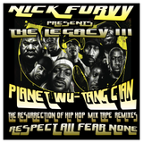 WU-TANG CLAN - PLANET 1 WU LEGACY III - CLASSIC REMIX BY NICK FURYY