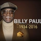 Thurs Show live on Cruisefm dedicated to the Main Man Mr Billy Paul.