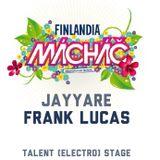 Djs Jayyare & Frank Lucas - Live - Machac festival 2014