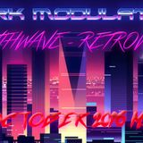 SYNTHWAVE - RETROWAVE OCTOBER 2016 MIX From DJ DARK MODULATOR