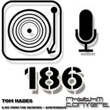 Rhythm Convert(ed) Podcast 186 with Tom Hades (Live at The Incrowd - Amsterdam)